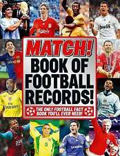 The Match Book of Football Records: From the Makers of Britain's Bestselling Foo