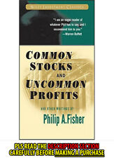 FAST SHIP: COMMON STOCKS AND UNCOMMON PROFITS AND OTHE 1E by PHILIP A.