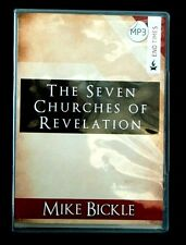 The Seven Churches of Revelation by Mike Bickle, MP3 Set on 1 CD IHOP