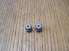 2- Axial 14 Tooth 32-Pitch Pinion Gear 14T 32P SMT10 Grave Digger SCX10 II III