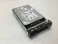 "Genuine Dell 4N6CY 04N6CY 4TB 7.2K 6Gbps 3.5"" SATA Hard Drive HDD w/ Tray"