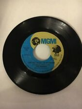 """THE OSMONDS-ONE WAY TICKET TO ANYWHERE- Let Me In. 45rpm 7"""" 1974-POP"""