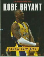 KOBE BRYANT, Los Angeles Daily News: LAKER FOR LIFE - NRMT-MINT condition