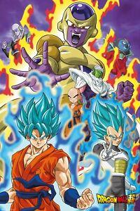 Dragon Ball Super  God Super  Maxi Poster size 61x91.5cm FP4932