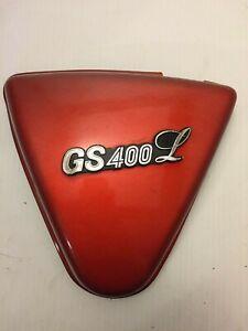 Suzuki GS400L Left Side Cover