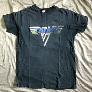 Vintage VAN HALEN 1978 t shirt 70s tshirt