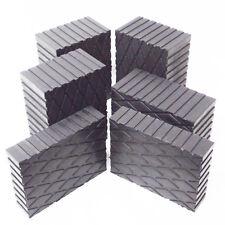 "Rotary Lift 1.5"" & 3"" Solid Rubber Auto Lift Block Pad ( Set Of 6) FJ2440 FJ2428"