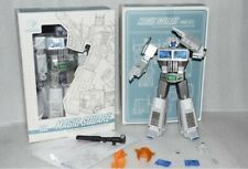 New Transformers Magic Square MS-01W White G1 Optimus Prime In Stock