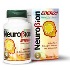 1 BOTTLE OF NEUROBION ENERGY 60 CAPSULES OTC