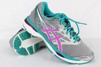 New Asics Women's Gel Cumulus 18 Running Size 7 Silver Pink Glow Lapis