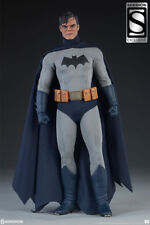 Sideshow Exclusive DC Comics Batman 1:6 Scale Figure With added Bruce Wayne Head