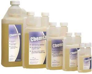 ChemSan Self Foaming No Rinse Sanitiser Cleaner Home Brewing P&P UK
