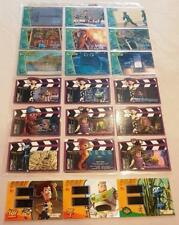 Disney Pixar Treasures  Special Insert Trading Cards: Choose from a Selection