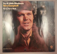 Glen Campbell - Try A Little Kindness/German Capitol Pressing SW-389 EX