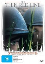 The Thin Red Line DVD Terrence Malick George Clooney Jim Caviezel Adrien Brody