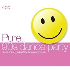 Various Artists - Pure... 90s Dance Party (4 x CD 2011)