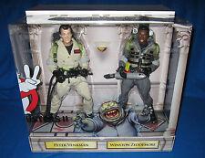 """Ghostbusters Ii 12"""" Peter Venkman & Winston Zeddmore 2 Pack Set New T5821"""