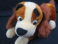 Lifelike 1998 Golden Brown American Cocker Spaniel Puppy Dog Plush Stuffed Anima