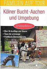 Kölner Bucht Aachen und Umgebung Familien-Tour Erlebnisführer APP 2016 NEU OVP!