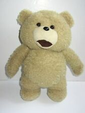 "Seth MacFarlane Ted  12"" Talking Soft Toy (I do not sound like Peter Griffin)"