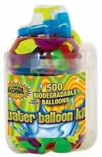 (1) - Water Sports Water Balloon Refill Kit 500-Pack. Shipping is Free