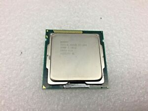 Intel Xeon E3-1220 Quad Core 3.10GHz 8MB LGA1155 Processor SR00F