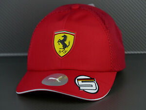 Puma Scuderia Ferrari Formel 1 Sebastian Vettel Driver Cap 2019