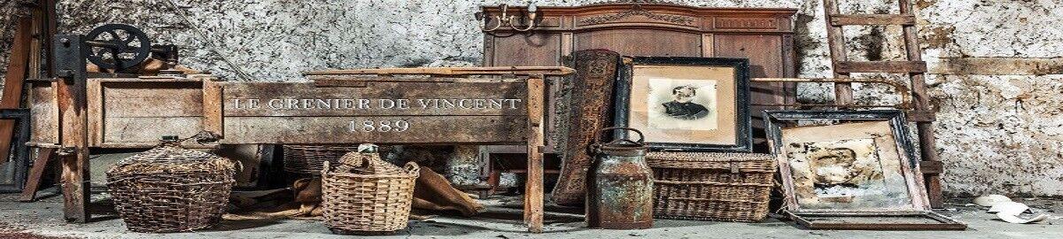 """"""" Le grenier de Vincent 1889 """""""