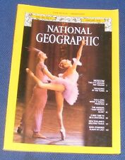 NATIONAL GEOGRAPHIC MAGAZINE JANUARY 1978 - MOSCOW/ZULU/THE HUDSON/FLIGHT