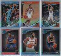 2018-19 Donruss Optic Basketball - Holo Prizm Parallels - Choose Card #'s 1-200