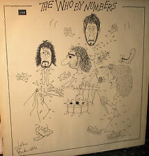 Who - By Numbers -  LP von 1975