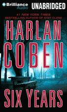 Six Years by Harlan Coben (2014, Compact Disc, Unabridged edition)