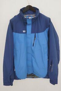 Men Helly Hansen Jacket Skiing Snowboarding Breathable Snow Hellytech XL XJK28