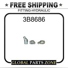3B8686 - FITTING-HYDRAULIC  for Caterpillar (CAT)