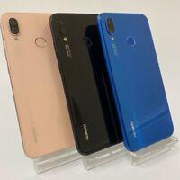 HUAWEI P20 LITE DUAL-SIM 64GB / 128G UNLOCKED - Black / Blue / Pink - Smartphone