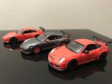Kinsmart Porsche 911 GT2RS Diecast 1:36 Non Hot Wheels/Matchbox Pullback Car Lot