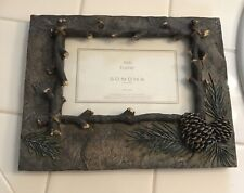 Sonoma 4x6 Woodsy/cabin Picture Frame