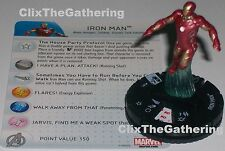 IRON MAN #101 Avengers Age of Ultron Marvel HeroClix AAOU starter
