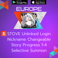 [Europe] Briar Witch Iseria | Epic Seven Epic 7 Name Change ML Starter Account