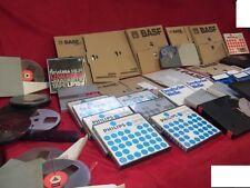 45 x Basf LGR 50 - Philips und weitere Tonbänder
