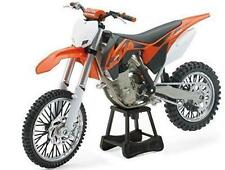New Ray 1:6 KTM SXF 450 Die Cast Toy Model 2014 Motocross Bike Orange Gift Kids