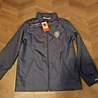 Coleraine FC JACKET COAT FOR HOME Shirt New with tags L NORTHERN IRELAND ULSTER
