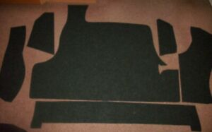 Audi 100 Coupe S, Kofferraum-Auskleidung 6-teilig