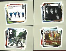 Great Britain - The Beatles - sealed set of 11 Postcards