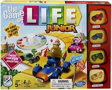 Hasbro- The Game of Life Junior Board Game