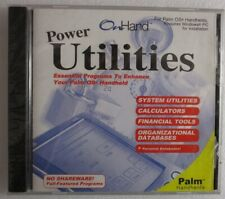 Software Pc On Hand Power Utilities for Palm Os Handhelds New Jewel no back inse