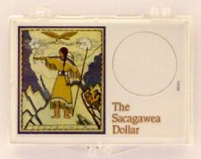 2x3 Snap Lock Coin Holder Display, Sacagawea - Tapestry, 3 pack