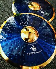 Paiste 22 In Signature Series Blue Bell Ride W/ Free Pair Of Sticks