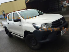 Dual Cab Side Steps Running Boards for Totota Hilux Workmate 2018-2019(CMP15)