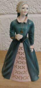 COALPORT Henry VIII Wives Katherine Howard Peter Jones 1998 (Hospiscare)